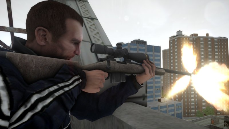 GTA 4 Remington 700 Mod - GTAinside com