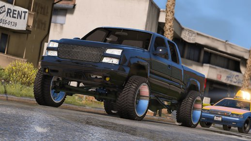 2006 Chevrolet Silverado Extended Cab [FiveM | Add-On | Replace]