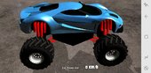 Vapid FMJ Monster Truck for Mobile