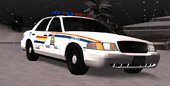 San Andreas State Police RCMP Pack