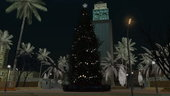 GTA V Christmas (New Year) Trees
