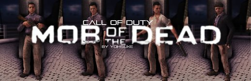 Mod of the Dead from Call of Duty: Black Ops 2