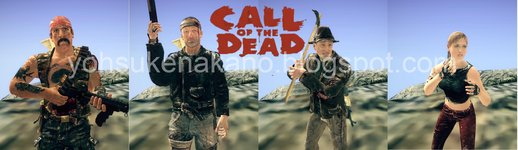 Call of the Dead from Call of Duty: Black Ops