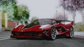 Ferrari FXX-K Evo high quality