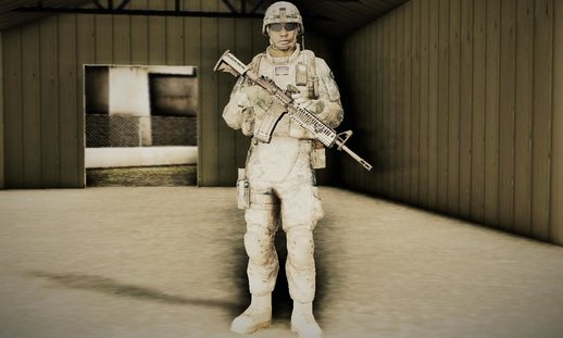 Marine Pack from Spec Ops: The Line
