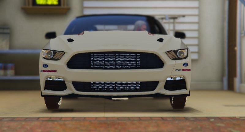 GTA 5 2016 Ford Mustang Cobra Jet [FiveM | Add-On] Mod