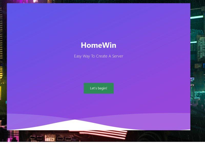GTA 5 FiveM Server Creator - HomeWin Mod - GTAinside com