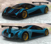 GTA V Principe Deveste Eight