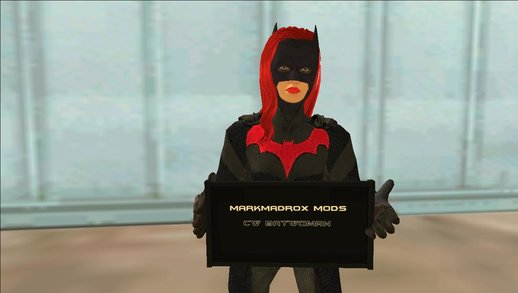 Cw´s Batwoman (from the Elseworld Crossover)