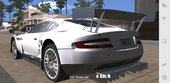 Aston Martin DBR9 for Mobile