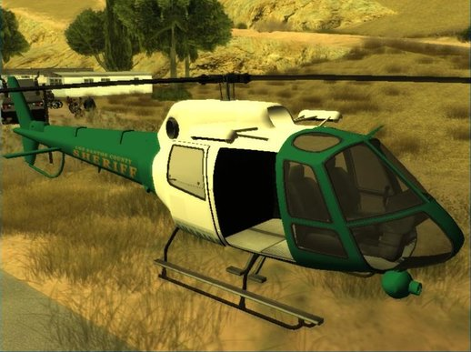 Los Santos County Sheriff Helicopter