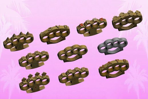 Brass Knuckles Pack