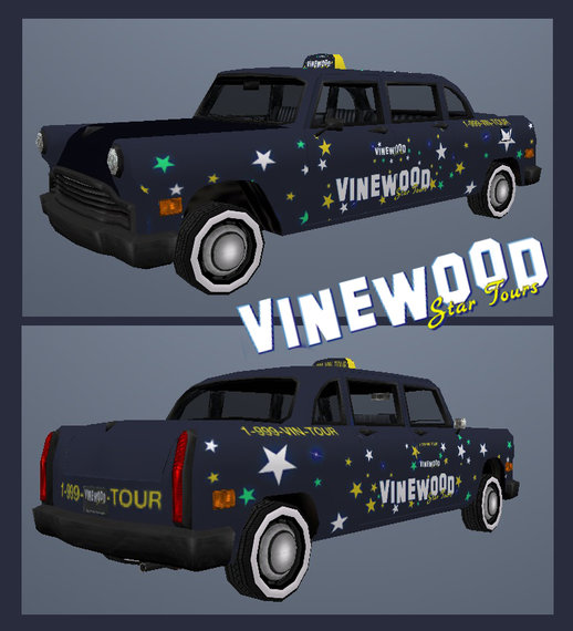Vinewood Tour Cabbie