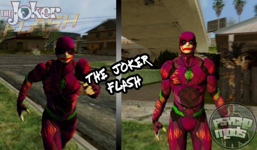 The Joker Flash