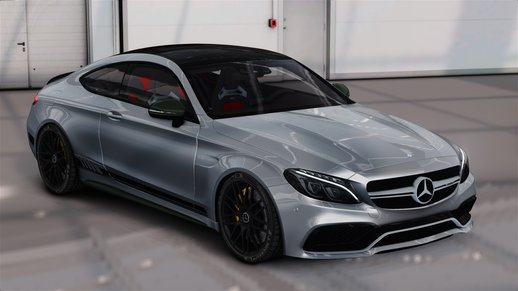 Mersedes C63s Coupe 2017 AMG