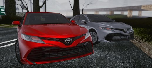 Toyota Camry 2019 LE