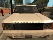 Land Rover Range Rover (Huntley Edit) SA Style