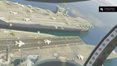 Nimitz GTA 5 Naval Air 1.1 (Menyoo Gameplay)