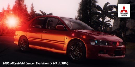 2006 Mitsubishi Lancer Evolution IX MR v1.01 (USDM)