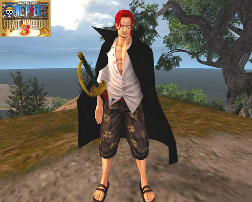 Akagami no Shanks [Marineford] From One Piece Pirate Warrior 3