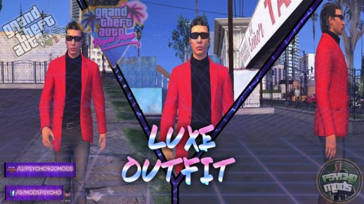 Skin Random #157 (Outfit Luxe)
