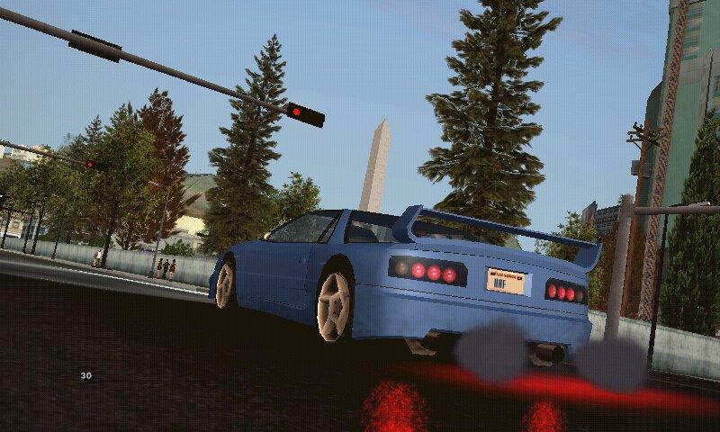 GTA San Andreas GTA IV Vegetation For Android Mod
