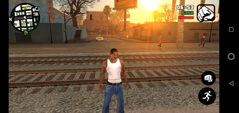 GTA San Andreas Sun Simulation for Android Mod - GTAinside com