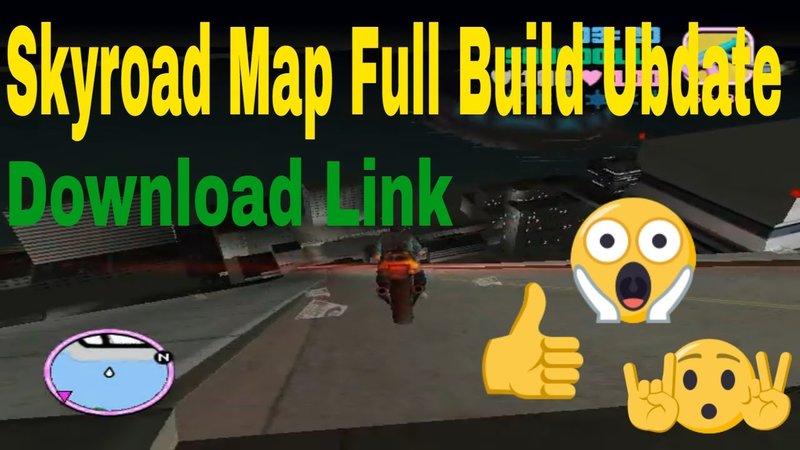 GTA Vice City Sky Bridge Map Update 2019 Mod - GTAinside com