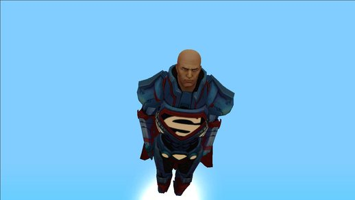 JL Lex Luthor From Dc Unchained