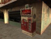 Nuka-Cola Machine From Fallout NV