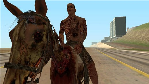 Zombie Horse from RDR