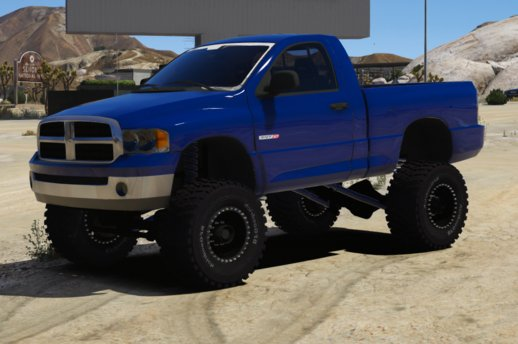 2003 Dodge Ram SRT 10 Offroad Version |FIVEM| |REPLACE| |ADDON|