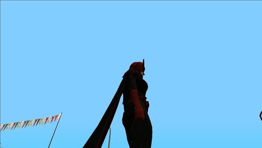 Batwoman heroic for DC Legends