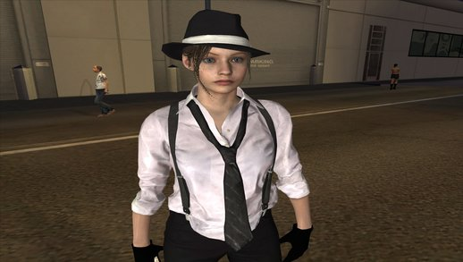 Claire Noir Suit from RE2 Remake