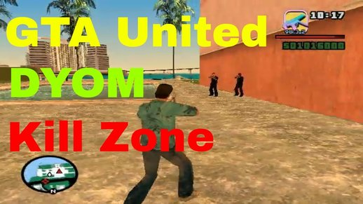 San Vice DYOM Kill Zone