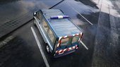Renault Trafic II.1 Gendarmerie Nationale [Add-On | Template]