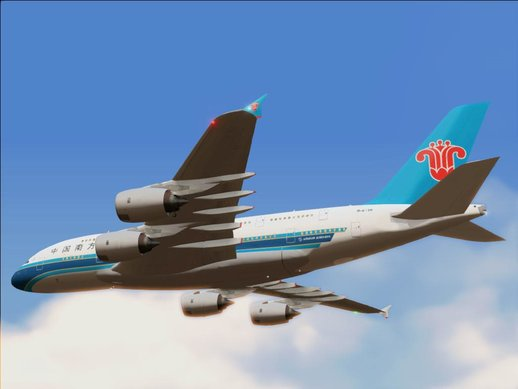 Airbus A380-841 *Updated*