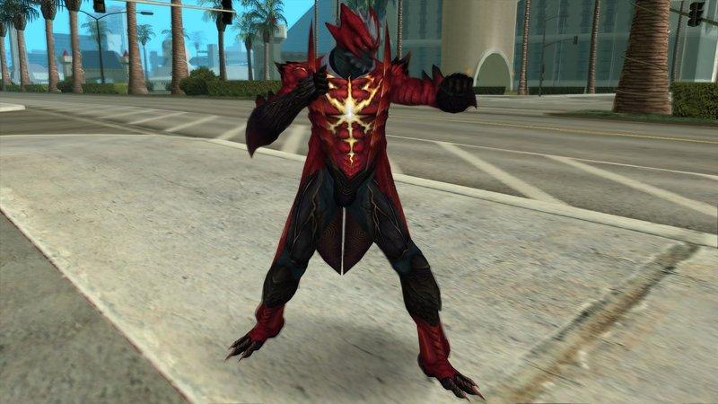 Gta San Andreas Dante Devil Trigger Devil May Cry 4 Mod