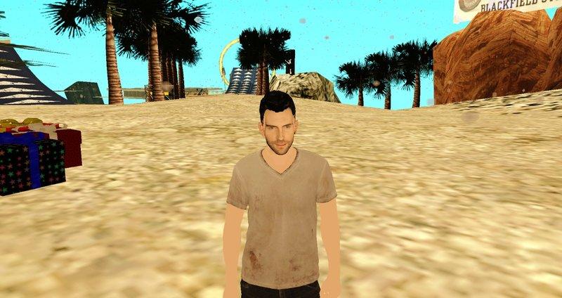 GTA San Andreas New Nick Wilde Skin And Adam Levine Skin Mod
