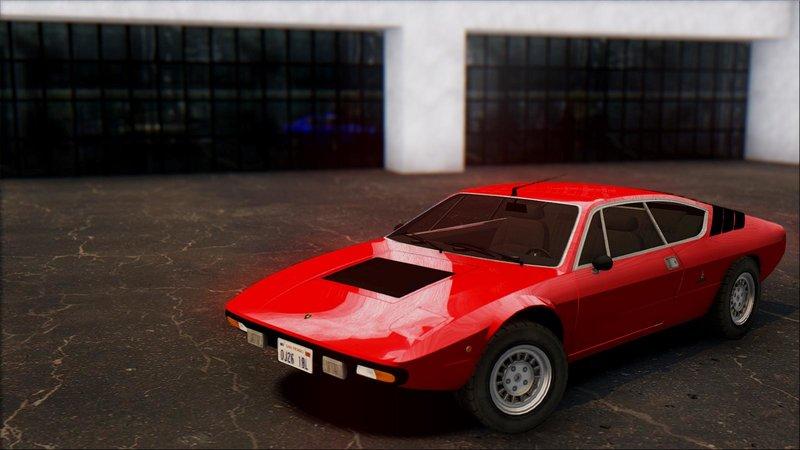 Gta San Andreas Lamborghini Urraco Mod Gtainside Com