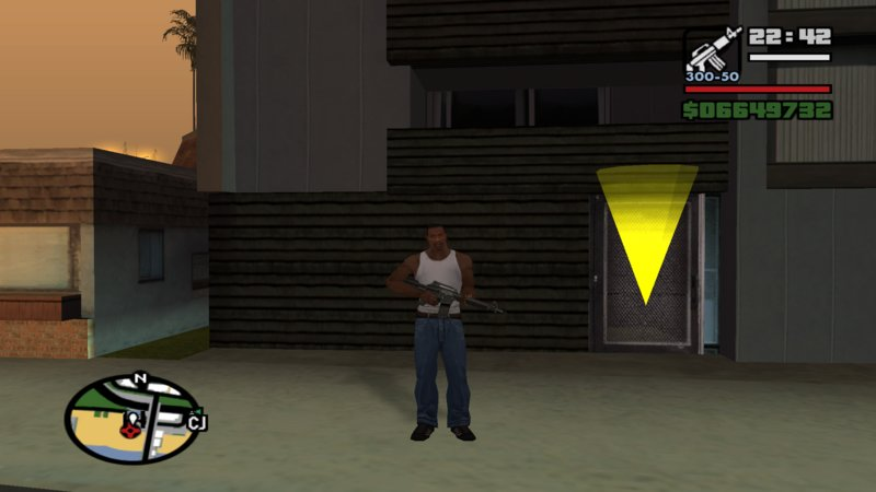 GTA San Andreas Start to play with advantage | STEAM VERSION