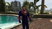 Superman Outfit for Trevor 1.0