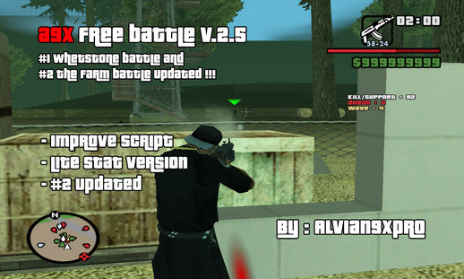 A9x Free Battle v.2.5 (PC) (#1 and #2 Improved version)
