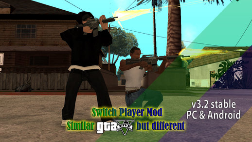 Switch Player Mod v3.2