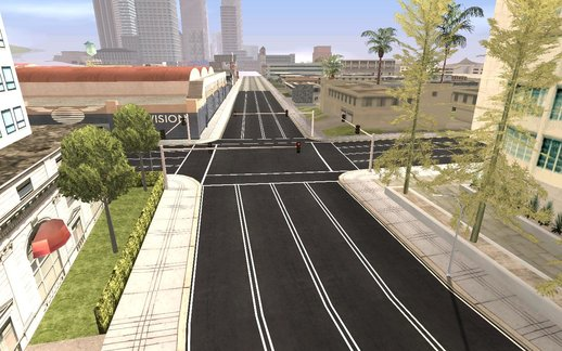 Los Santos New Roads V2