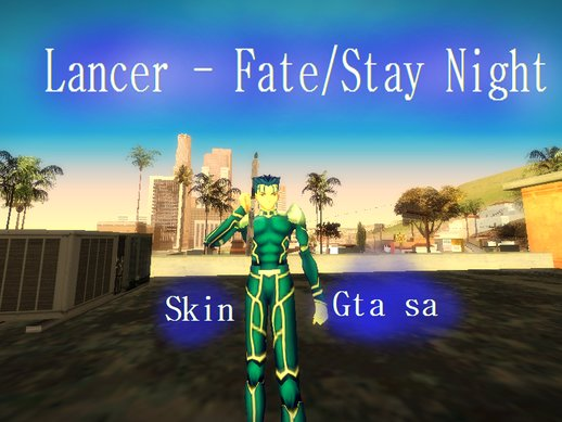 Lancer - Fate/Stay Night
