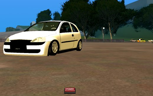 Opel Corsa Mod (dff Only)