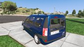 2007 Dacia Logan MCV 1.5Dci [Add-on]