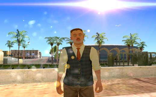 J Jonah Jameson - Spider-Man 3 The Game
