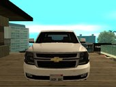 Chevrolet Tahoe 2015 SA Style